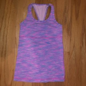 Girls ivivva tank top
